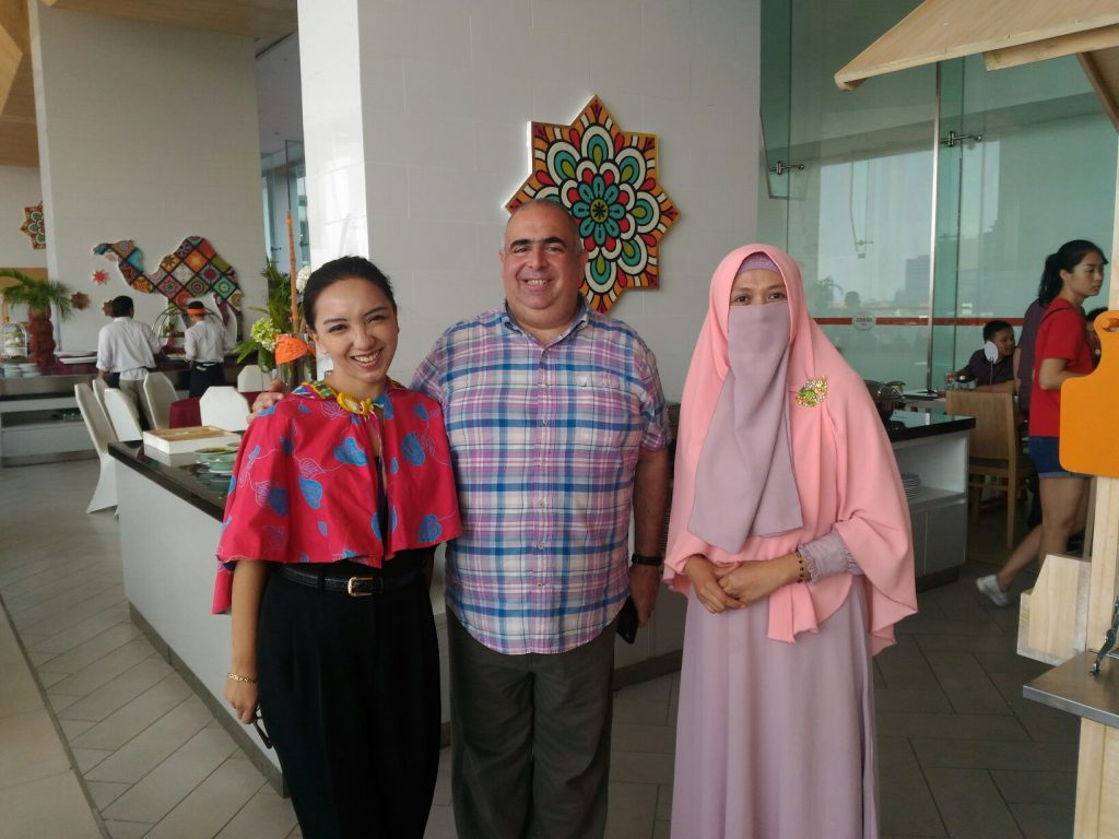 Food blogger Surabaya