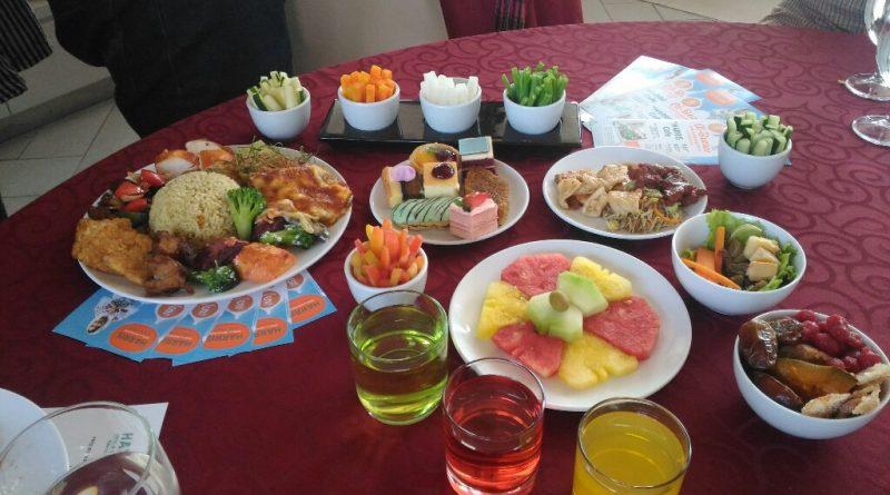 all you can eat Harris Hotel Surabaya
