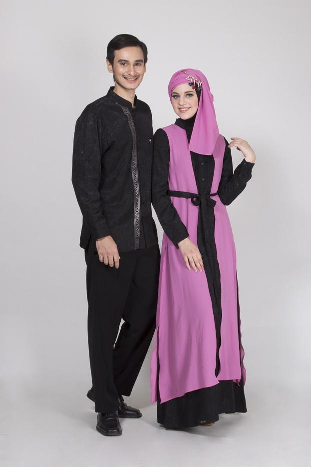 Model baju sarimbit keluarga fashion muslim Baju couple keluarga busana muslim 2018 fashion muslim baju sarimbit 2018 busana muslim terbaru