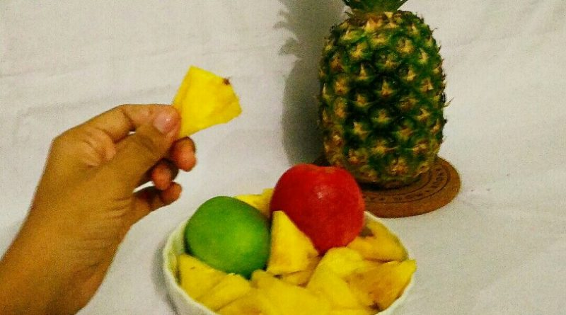 Manfaat buah-buahan bagi kesehatan