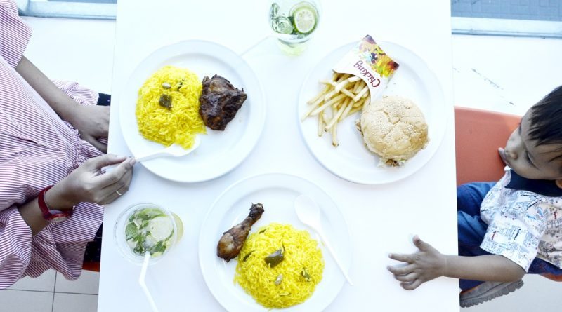 minuman segar makanan enak di Surabaya