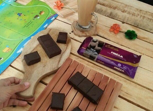 Compound chocolate dari cokelat Colatta