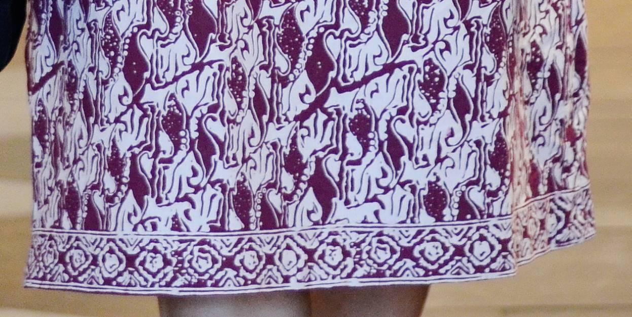 Gambar batik Jawa Barat
