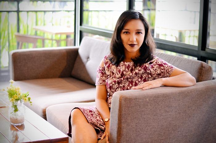 desain batik modern