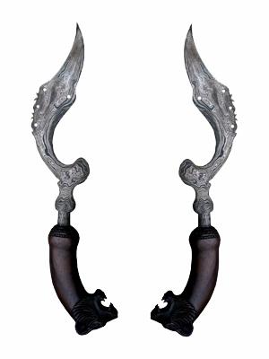 kujang senjata asli Jawa Barat