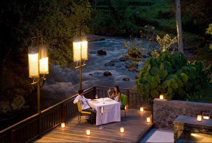 tempat romantis di Bali untuk honeymoon