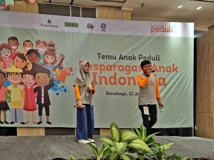 Program Peduli Hari Anak Nasional