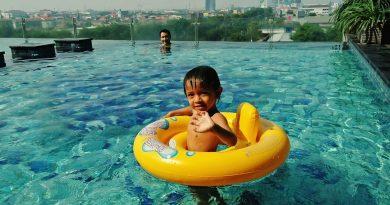 kolam renang rooftop di surabaya