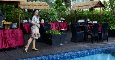 tempat nongkrong di Surabaya, Hotel Best Western Papilio Surabaya