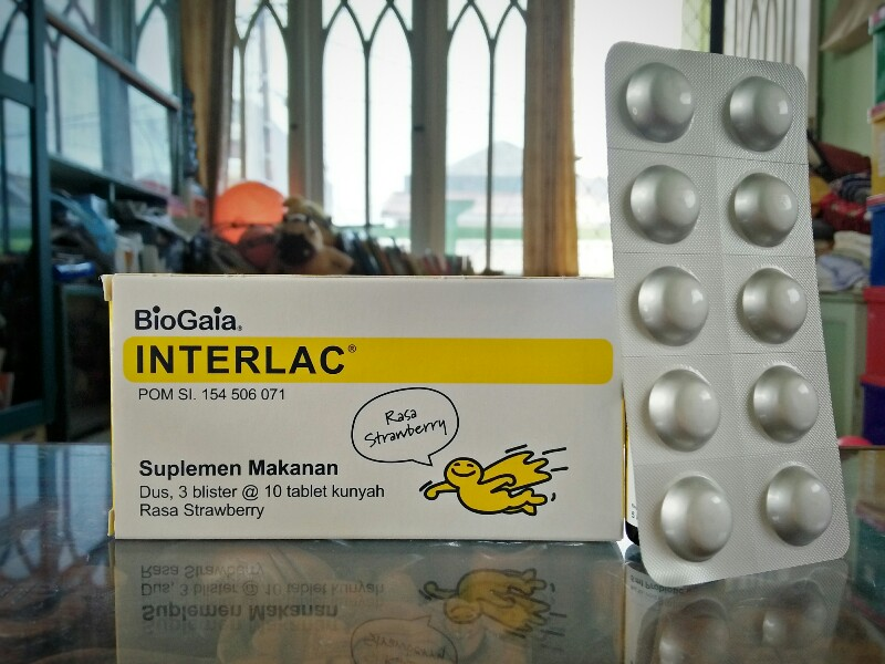 Interlac tablet