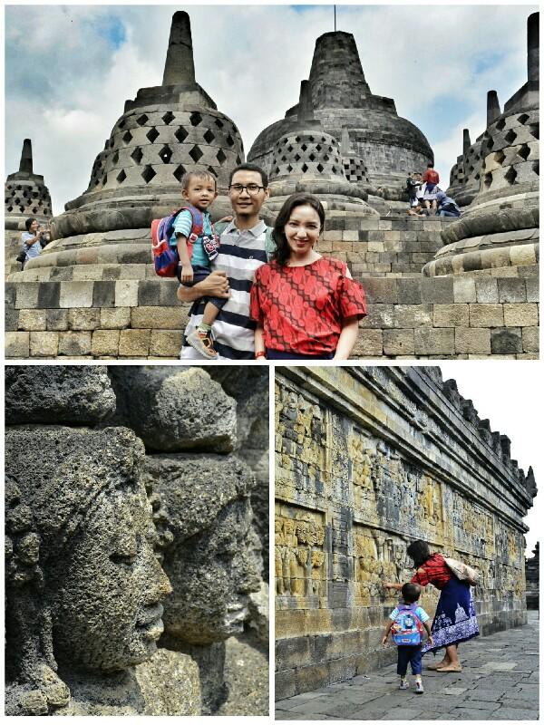 Wonderful Indonesia - Candi Borobudur tour