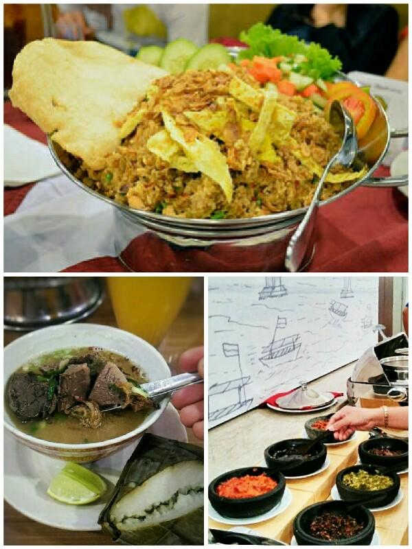 Wonderful Indonesia: nasi goreng jancuk, coto Makassar, and sambal
