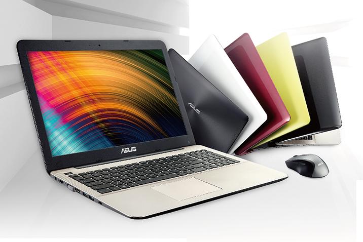 Tipe laptop Asus X555QG