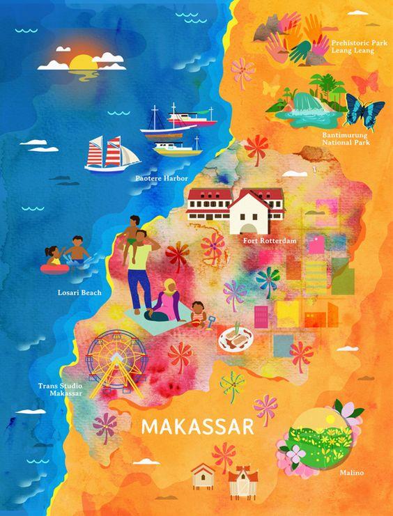 tempat wisata di Makassar