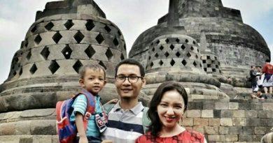 stupa Candi Borobudur