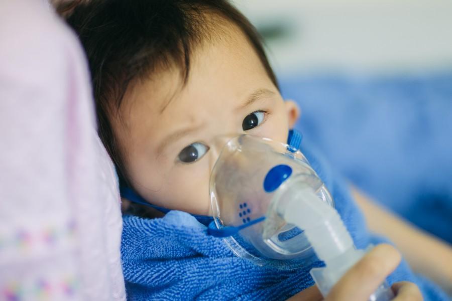 pneumonia pada bayi