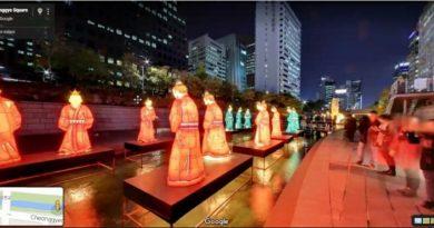 Jalan-jalan Halu di Korea